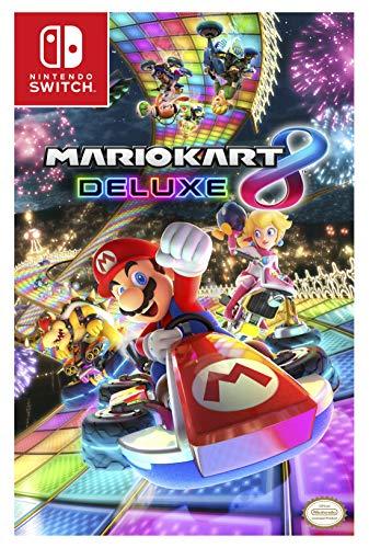 Mario Kart 8 Deluxe (English Edition)
