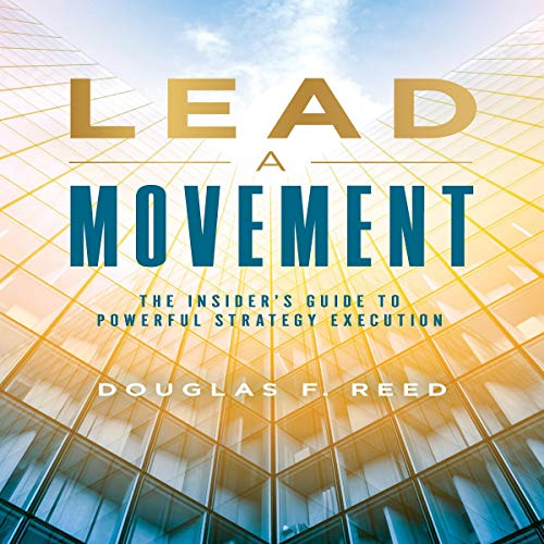 Lead a Movement audiobook cover art