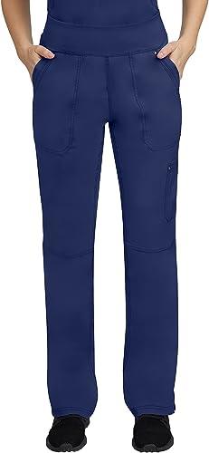 healing hands Purple Label Women's Tori Pant - Five Pocket Cargo Scrub Pant