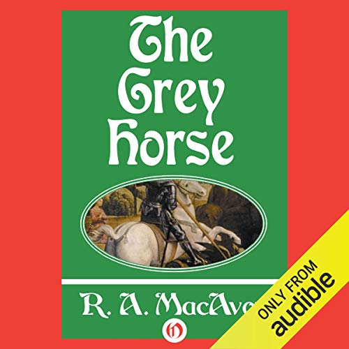 The Grey Horse cover art