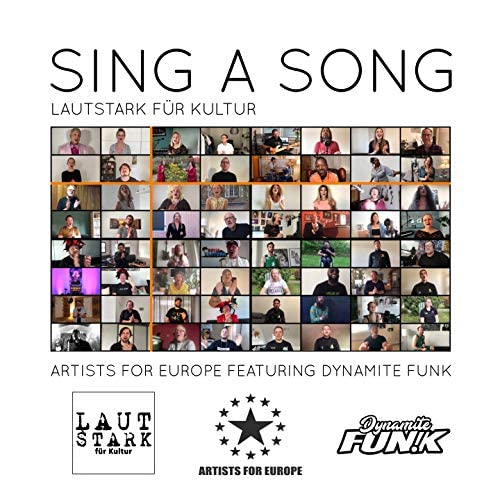 Artists for Europe feat. Dynamite Funk