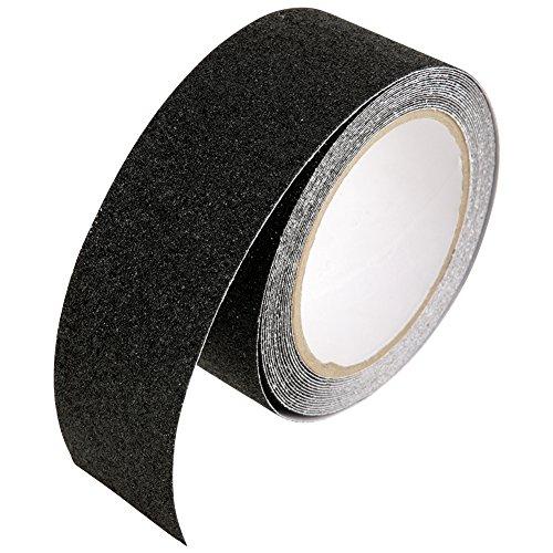 50mm x 5m滑り止めテープ PVCアンチスリップテープ ノンスリップテープ 屋内/屋外/階段/床などの転倒防止 耐久性 耐水性 鉱物粒子タイプ 各種色選択可