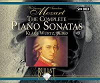 Mozart: The Complete Piano Sonatas (2006-06-06)