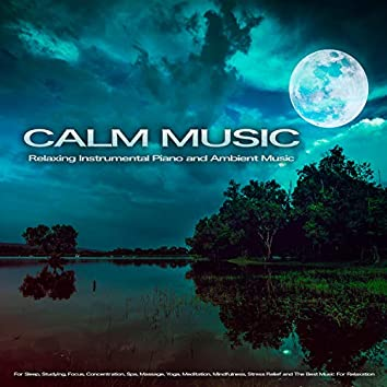 Calm Music: Relaxing Instrumental Piano and Ambient Music For Sleep, Studying, Focus, Concentration, Spa, Massage, Yoga, Meditation, Mindfulness, Stress Relief and The Best Music For Relaxation
