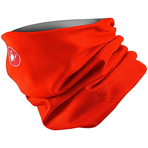 Castelli scaldacollo PRO Thermal Head Thingy Bandana Unisex rosso