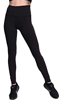 High Waisted Two Pockets Yoga Pants Tummy Control Ruched Butt Workout Leggings for Women