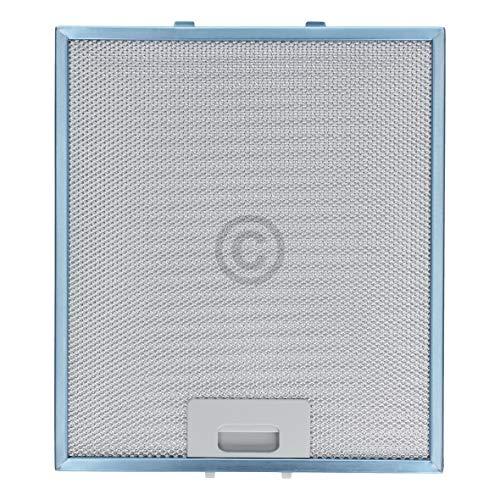 DL-pro Filtro de grasa metálico para campana extractora Whirlpool Bauknecht 480122102168 Indesit C00314158 AEG 4055250429