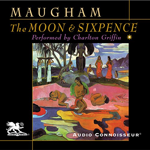The Moon and Sixpence cover art