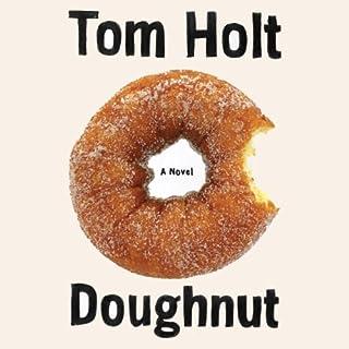 Doughnut audiobook cover art