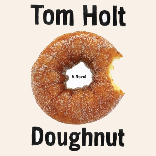 Doughnut audiobook cover art