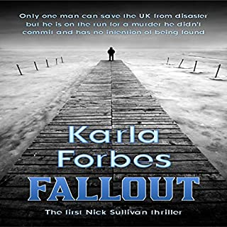 Fallout: The First Nick Sullivan Thriller audiobook cover art