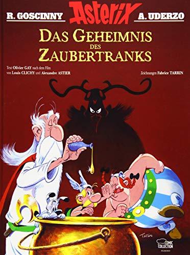 Asterix - Das Geheimnis des Zaubertranks: Das Geheimnnis des Zaubertranks (Asterix HC)