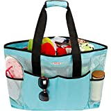 Best Beach Bags For Moms - Mesh Beach Bag for Women -Extra Large Beach Review