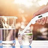 【𝐕𝐞𝐧𝐭𝐚 𝐑𝐞𝐠𝐚𝐥𝐨 𝐏𝐫𝐢𝐦𝐚𝒗𝐞𝐫𝐚】 Medidor de salinidad, probador de calidad del agua plegable, resolución de 0.1ppt para talleres de acuarios