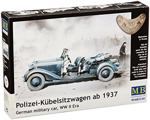 German Military Car Type 170V Open car 1936 (Plastic model)