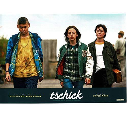 Tschick - Fatih Akin - Tristan Göbel - 3 Aushangfotos - 21x29cm (556)