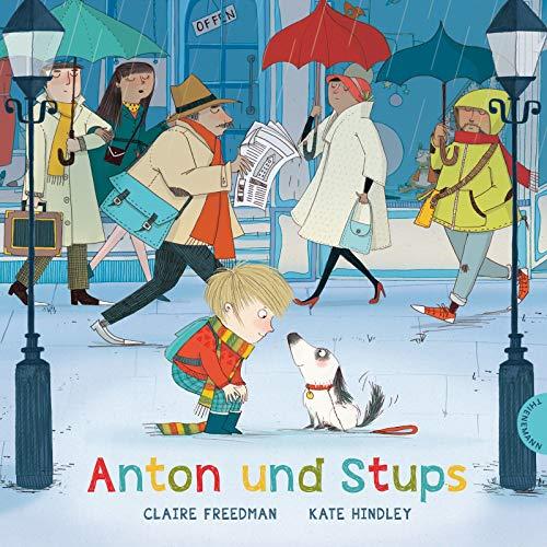 Anton und Stups (Tapa dura)