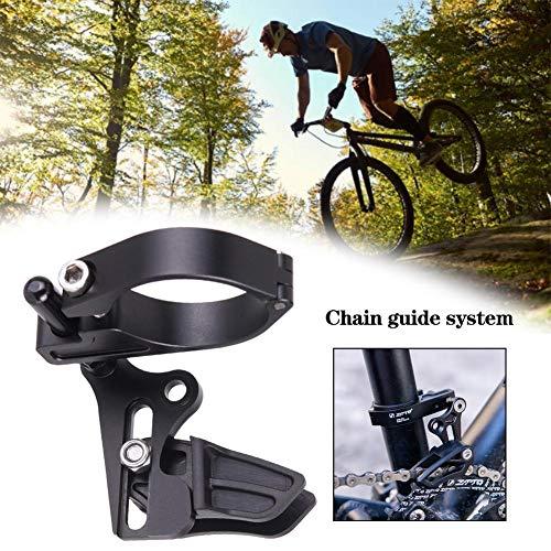 Fahrrad Kettenführung – kettenführung MTB – MTB Fahrradkettenschutz, Geeignet Für Die Installation Einer Fahrzeugleitung Von 31,8 Mm Bis 35 Mm - 6
