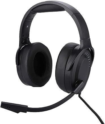 Cuffie da gioco - Surround stereo da 3,5 mm con cavo, con cancellazione del rumore, cuffie over-ear con microfono a cancellazione di rumore - per Xbox One / PS4 / PC / laptop / dispositivo mobile - Co - Trova i prezzi più bassi