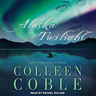 Alaska Twilight audiobook cover art
