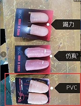 HINK Anillos de luz LED para Dedos Glow Magic Finger ni/ños