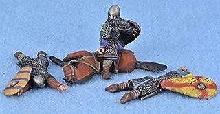 Gripping Beast SAGA: Viking Age: (Norman) Casualties Figure Markers