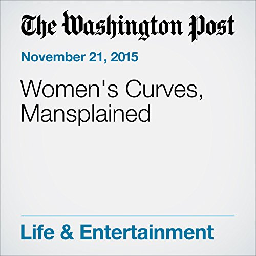 Women's Curves, Mansplained audiobook cover art