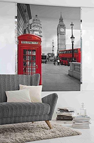 Estor Enrollable Digital Londres 130 Ancho x 175 Alto