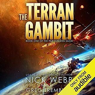 The Terran Gambit cover art