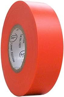orange pvc tape
