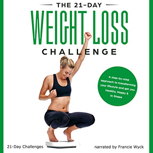 The 21-Day Weight Loss Challenge cover art
