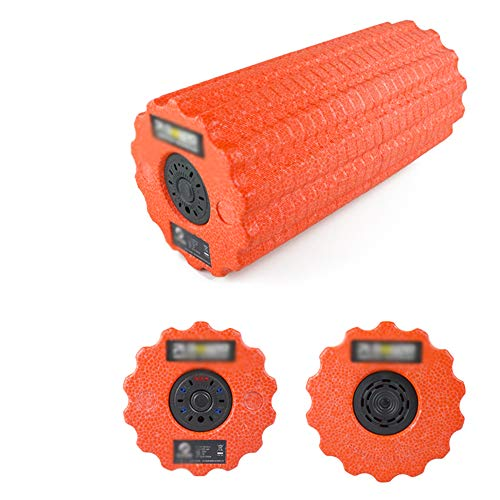 CKR Standard Elektro-Roller, Fitness Yoga Hilfs Massage Roller, Muskelentspannung Foam Roller