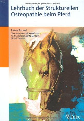 Lehrbuch der Strukturellen Osteopathie beim Pferd