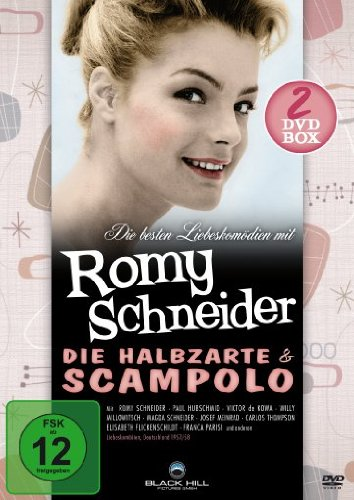 Die Halbzarte / Scampolo [2 DVDs]