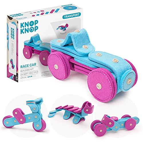 KNOP KNOP Filz Spielzeug für Kinder DIY...