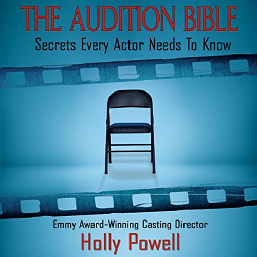 The Audition Bible cover art