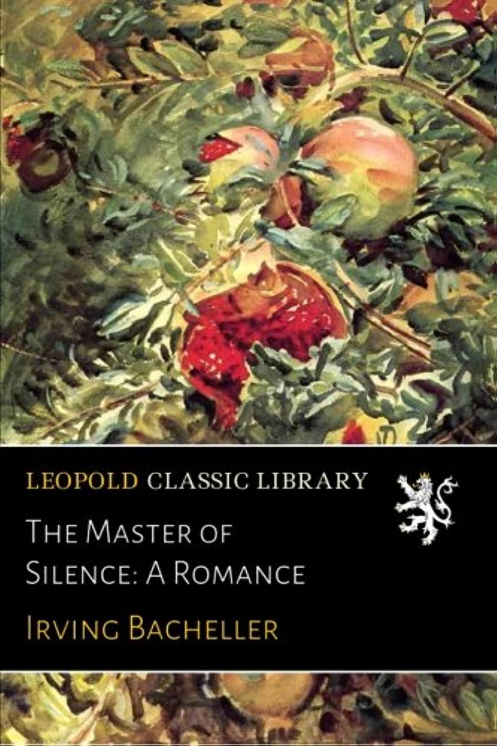 に付ける防水スコットランド人The Master of Silence: A Romance
