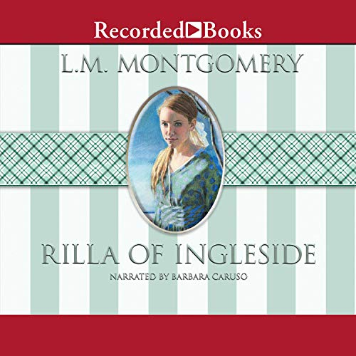Rilla of Ingleside  By  cover art