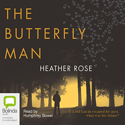 The Butterfly Man  cover art