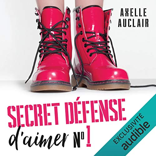 Couverture de Secret défense d'aimer 1