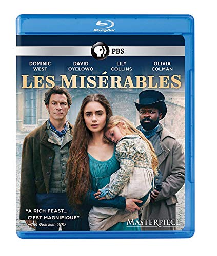 Masterpiece: Les Miserables Blu-ray