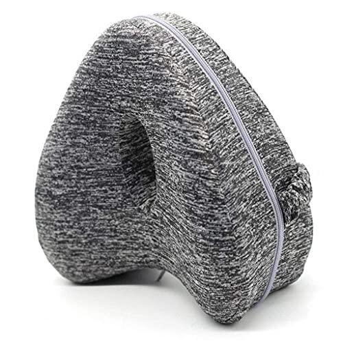 AYDQC Posicionador de Espuma de Espuma de Espuma de Espuma Almohadas de Almohada ortopédica Soporte de Rodilla Cojín Entre Las piernas for el Dolor de Cadera ciática (Color: 2) fengong (Color : 2)