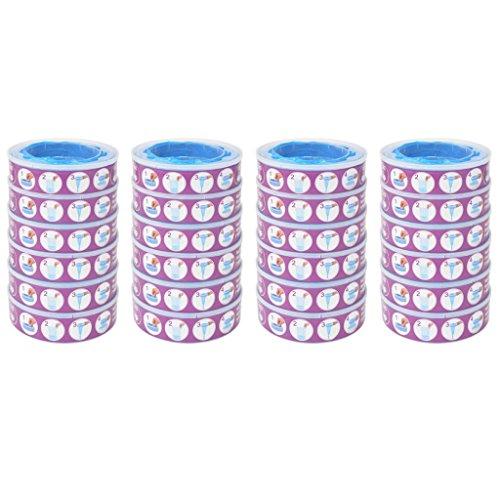 Disfruta Tus Compras con Recambios para contenedor de pañales Angelcare 24 Unidades