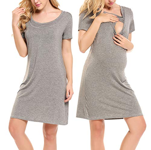 Womens Nursing and Maternity Dress