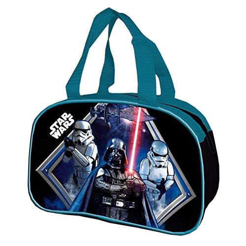 Star Wars AS030 - Licencia Bolsa Escolar, 23 cm, Multicolor