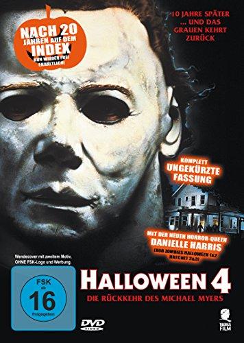 Halloween 4 - Die Rückkehr des Michael Myers (Uncut)