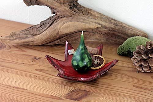 Stern aus Keramik, Adventsteller aus Keramik, Stern Schale, Weihnachtsdeko, Keramik Schale, Kerzenteller
