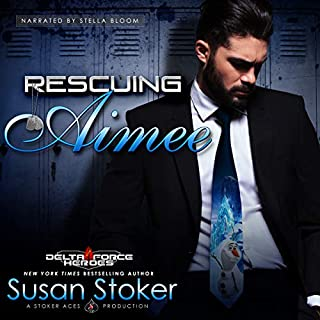 Rescuing Aimee audiobook cover art