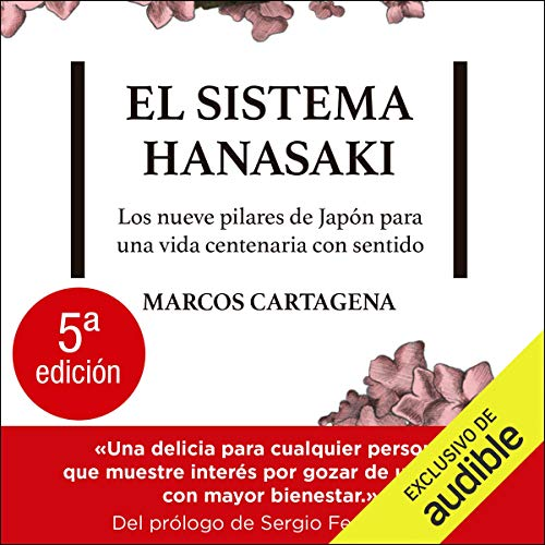 El sistema Hanasaki [The Hanasaki System] audiobook cover art