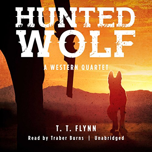 Couverture de Hunted Wolf